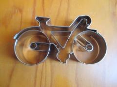 スタッダーの自転車のクッキー型