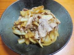 豚肉と玉ネギの炒め物