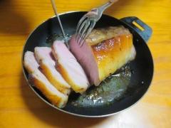 塩麹豚のローストポーク