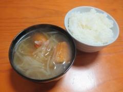 スープ・ご飯