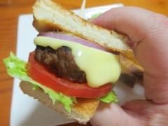 なんちゃってミニハンバーガー