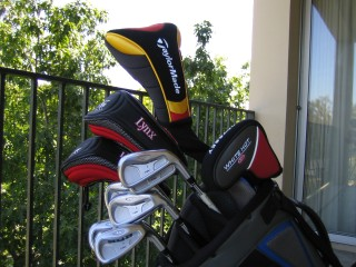 New Golg Clubs