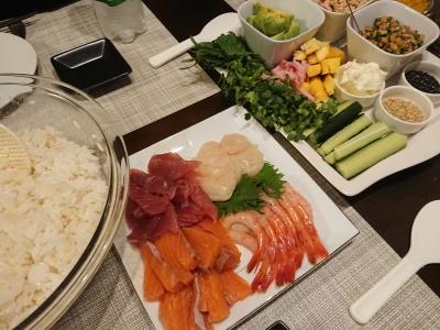 手巻寿司�