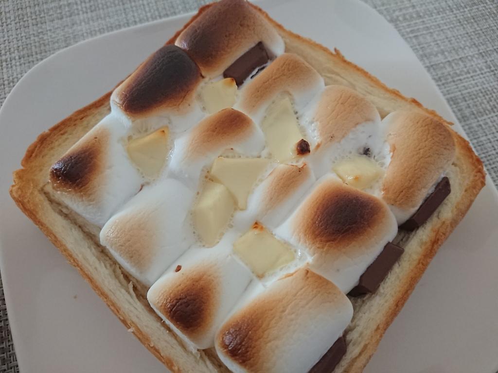王道バタートースト