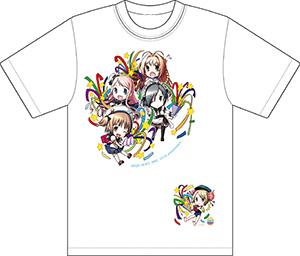 プレ10周年記念Tシャツ(非売品)