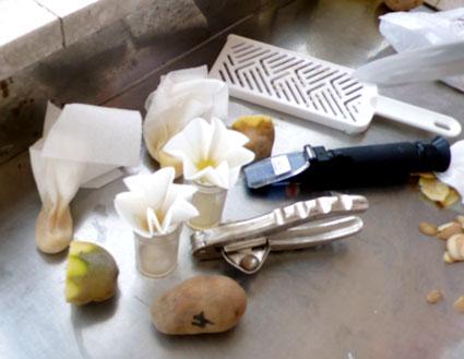 ジャガイモ糖度試験4