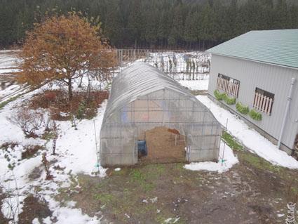 籾乾燥ハウス