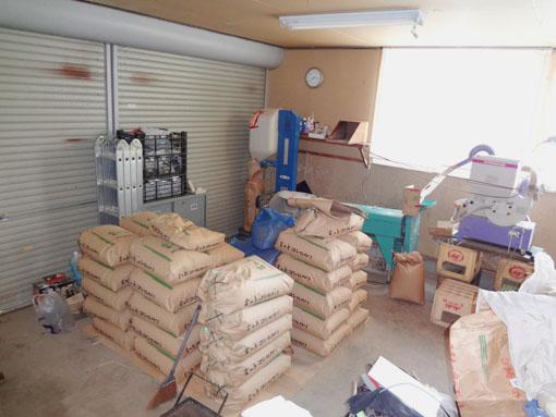 籾摺り後在庫