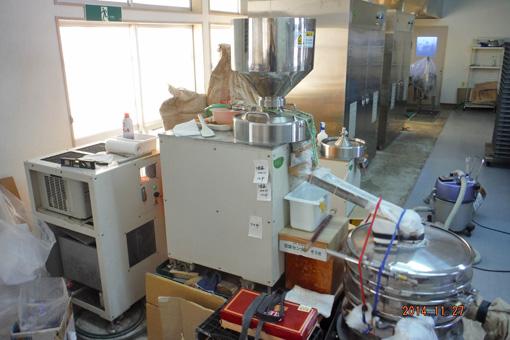 産業公社製粉機
