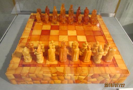 琥珀チェス