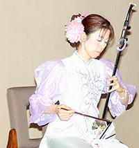 裕子(二胡)