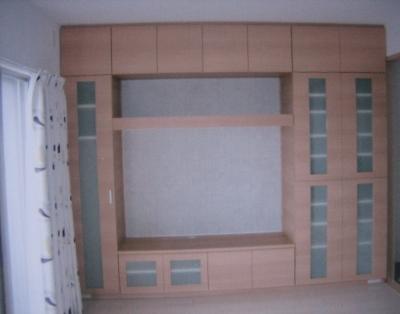 造作家具 テレビ台