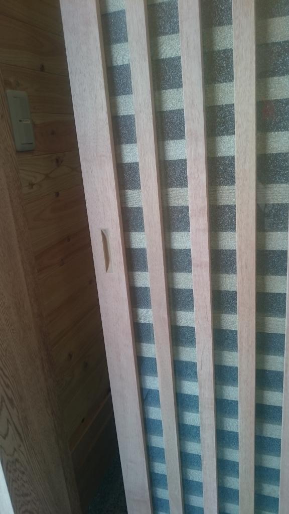 玄関収納 木製引き戸 縦格子 横格子