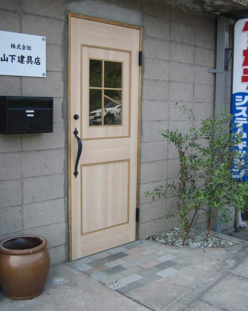 建具 ドア オリジナル