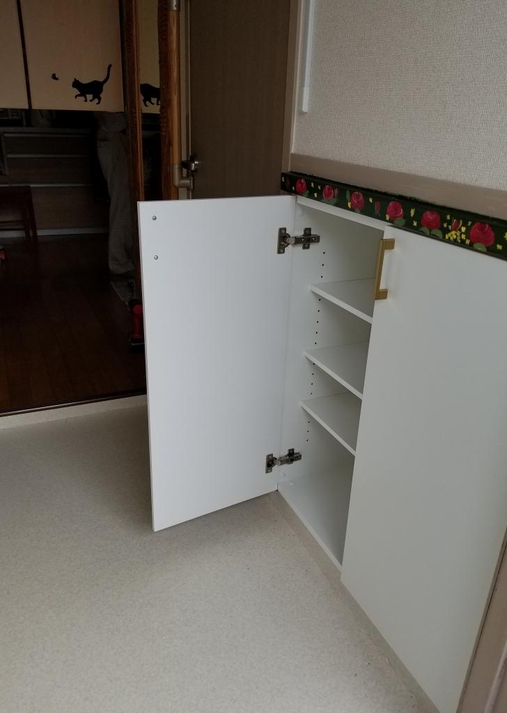 造作家具 下駄箱 山下建具店