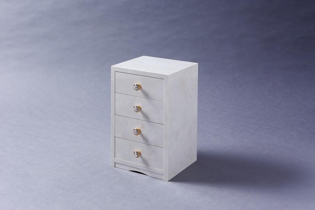 木工品 宝石箱 アクセサリーケース 小引き出し 株式会社山下建具店