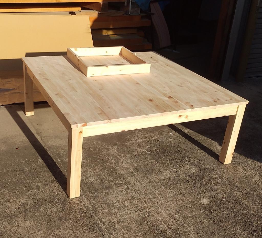 家具 木製テーブル 株式会社 山下建具店