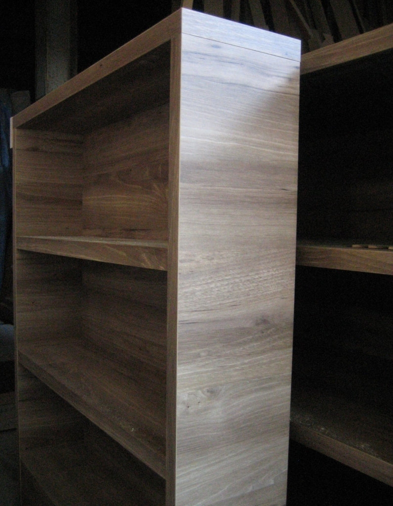 造作家具 棚 三段 株式会社山下建具店