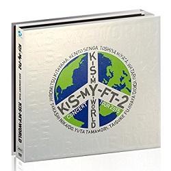 キスマイ 画像 DVD 4枚組 KIS-MY-WORLD 初回生産限定盤