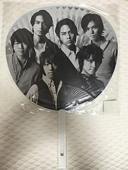 NEWS 画像 カウントダウンコンサート 2009-2010 公式ジャンボうちわ