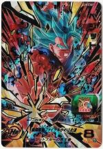 スーパードラゴンボールヒーローズ 画像 ユニバースミッション 3弾 UM3 SEC ベジット