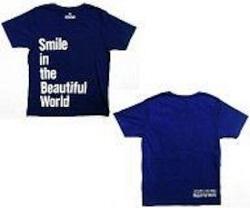 嵐 画像 LIVE TOUR 2011-2012 Beatiful World 公式グッズ Tシャツ 未使用品