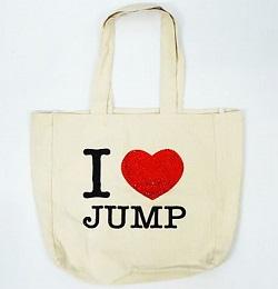 Hey!Say!JUMP 画像 トートバッグ SUMMARY 2010 公式グッズ 美品