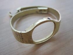 金製品 画像 K14 腕時計 枠 ベルト