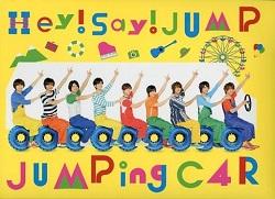 Hey!Say!JUMP 画像 CD Jumping CAR 初回限定盤1 美品