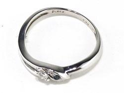 プラチナ製品 画像 リング 指輪 Pt585