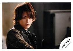 KUT-TUN 画像 亀梨和也 公式写真