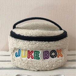 関ジャニ∞ 画像 LIVE TOUR JUKE BOX 公式グッズ もこもこポーチ 美品