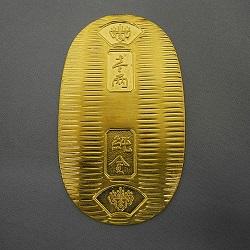 金製品 画像 小判 純金製 K24 慶長小判