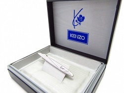 ネクタイピン 画像 KENZO シルバー 未使用品