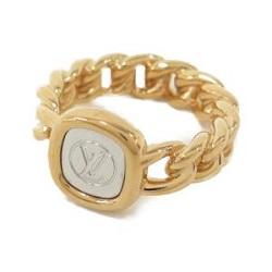 ルイヴィトン 画像 リング 指輪 S リング ID LVS ゴールドシルバー