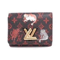 ルイヴィトン 画像 財布 キャットグラム ポルトフォイユ ツイスト コンパクト