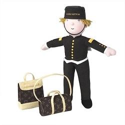 ルイヴィトン 画像 グルーム DOLL 人形