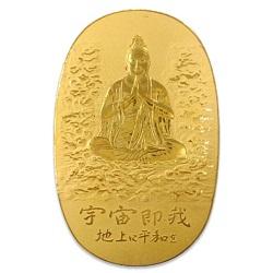 金製品 画像 K24 24金 純金小判 沖縄日本復帰記念