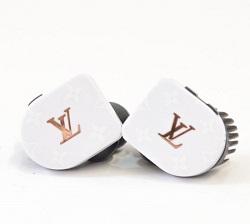 ルイヴィトン 画像 ワイヤレスイヤフォン ホワイト