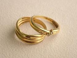 金製品 画像 K18 18金 指輪 リング