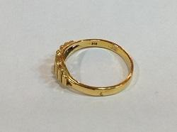 金製品 画像 K22 22金 リング 指輪 916