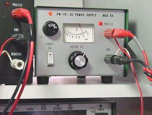 電源装置1-1-正面