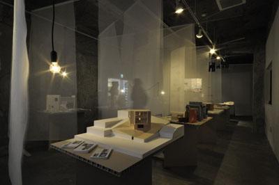別冊UN40〜建築のプロセス〜展