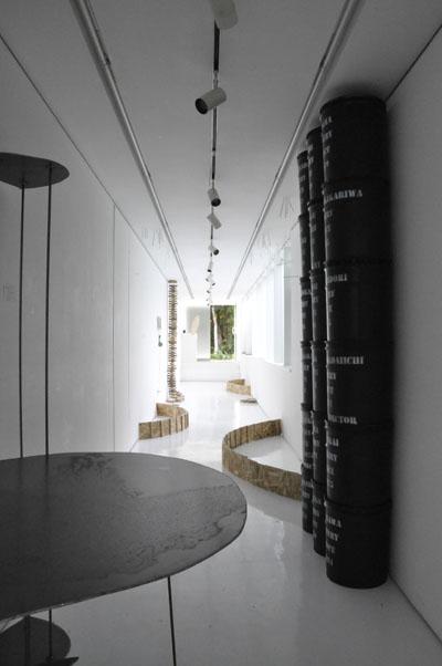 UN40〜40歳以下の北海道の建築家による建築以外の表現展2012
