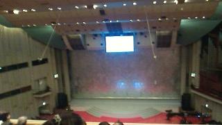 NHKホール 3階席