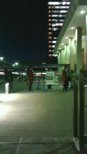 NHKホール前1