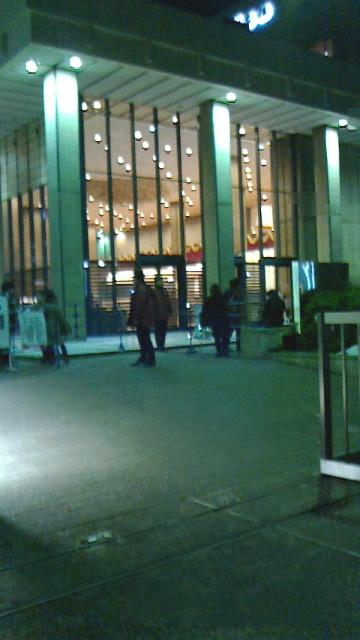 NHKホール前2