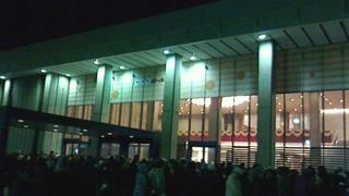 NHKホール前