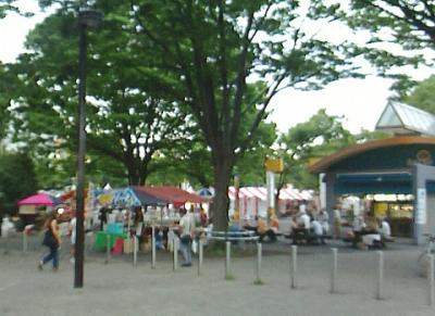 代々木公園イベント広場