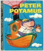 ピーター・ポタモス,ハンナ=バーベラ表紙